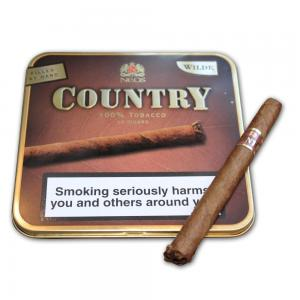 Neos Country Wilde Cigars - Tin of 10 (10 cigars)